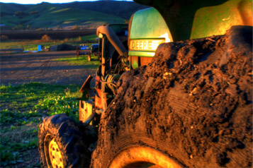 Las mejores fotos de tractores